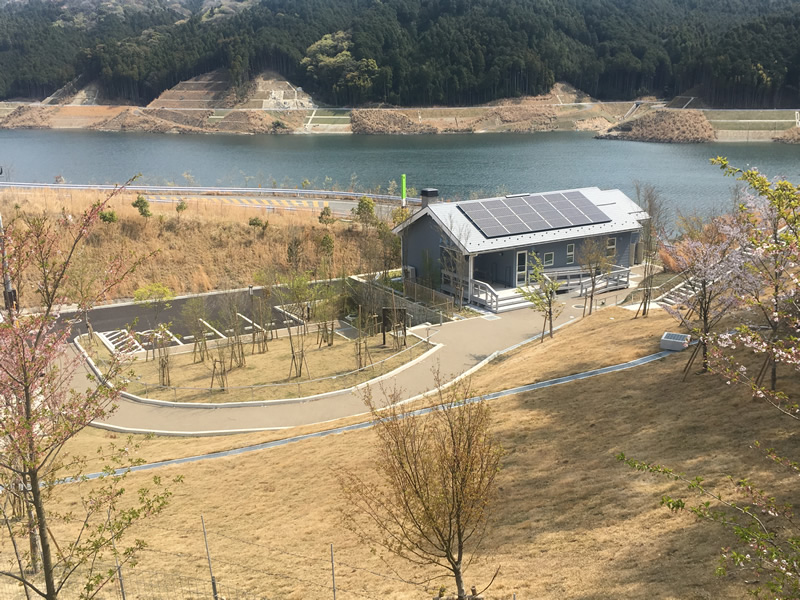 伊良原ダム(透水性)