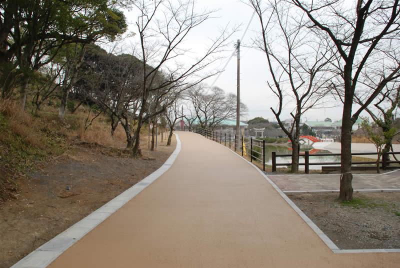 福岡県中間市垣生公園