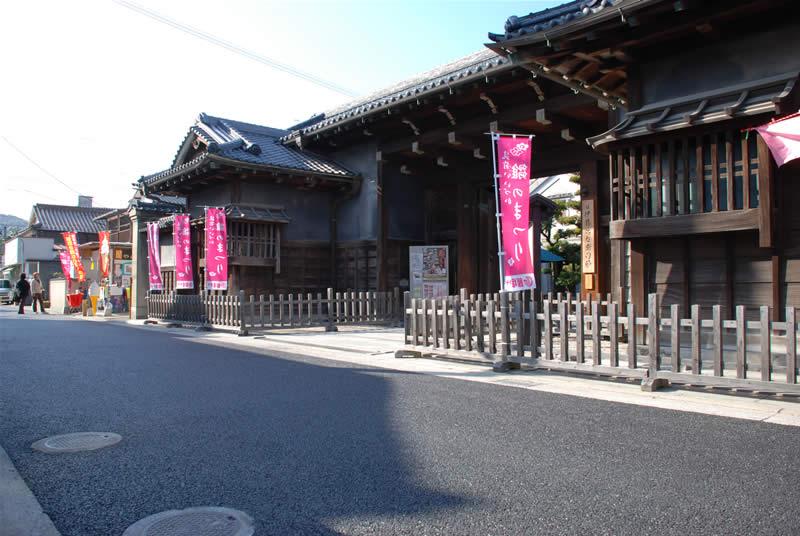 福岡県飯塚市幸袋<br>(旧伊藤伝右衛門邸)