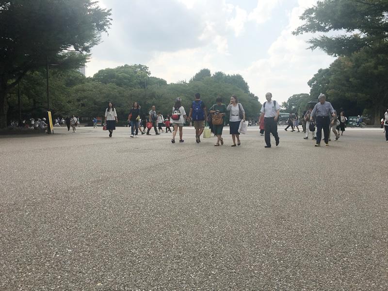 >東京都 上野公園