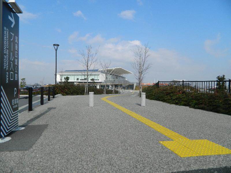 筑後広域公園プール