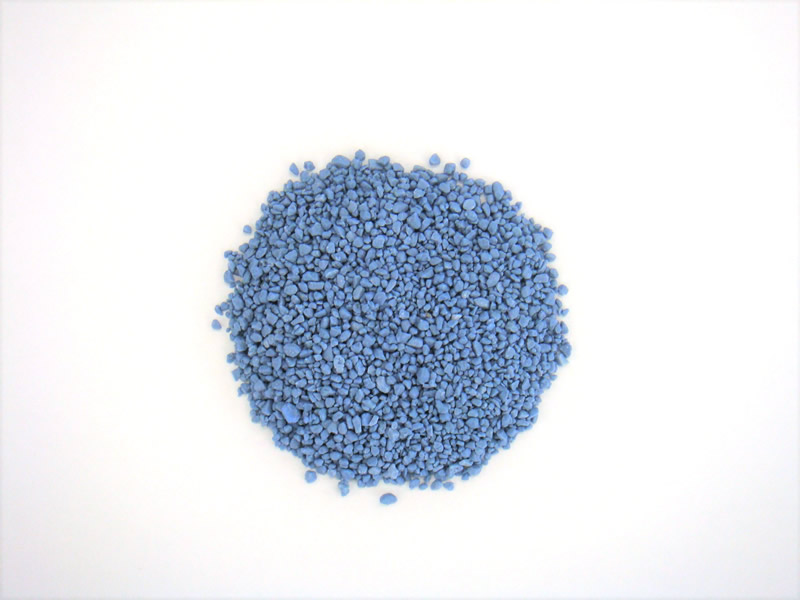 アートセラC 着色磁器質硬質骨材 青色