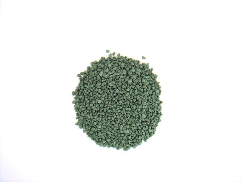 アートセラC 着色磁器質硬質骨材 緑色